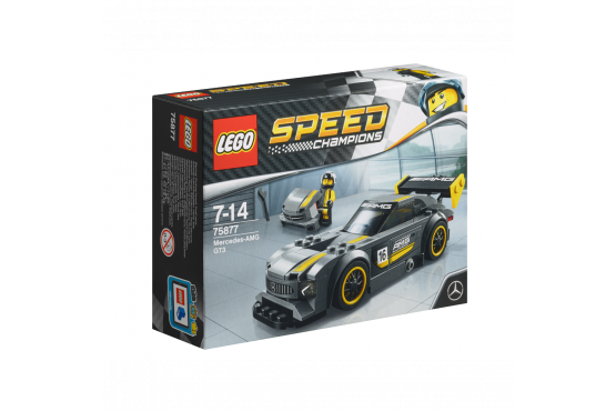 Lego Mercedes AMG GT3