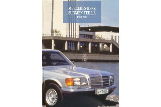 Mercedes-Benz Suomen teillä 1900-2019