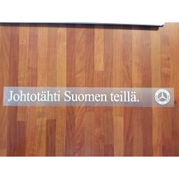 Takalasitarra Johtotähti Suomen teillä