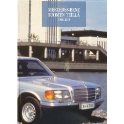 Mercedes-Benz Suomen teillä  (HUOM. HINTA EI M-B KLUBIN JÄSENELLE)