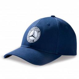 Lippalakki Mercedes sininen