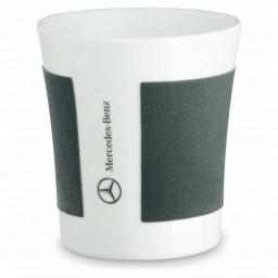 Mercedes Kahvikuppi harmaa