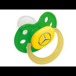 M-B Tutti Vihreä/keltainen