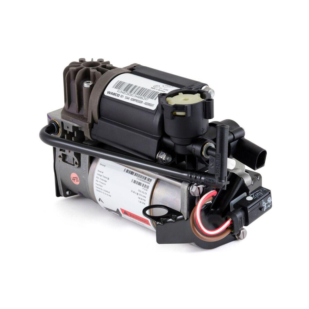 Arnott (OE-Wabco) W211,W220 kompressori ilmajousitukseen (sisältää releen)